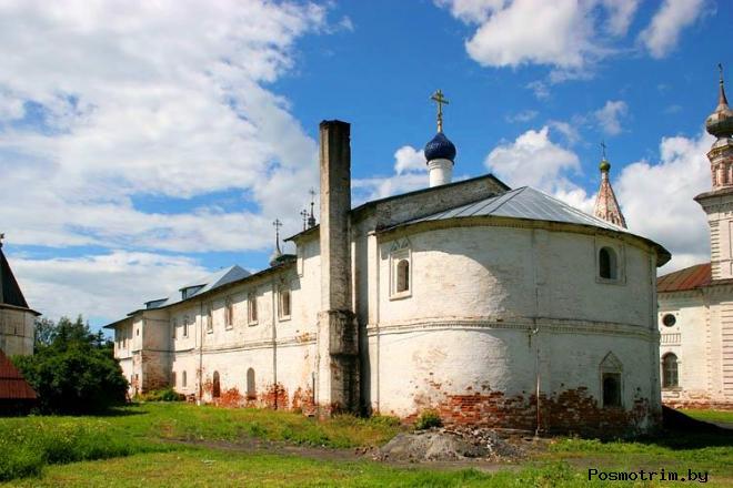 Знаменская церковь Юрьев-Польский