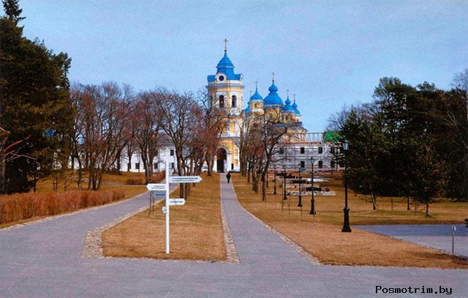 Коневский монастырь история