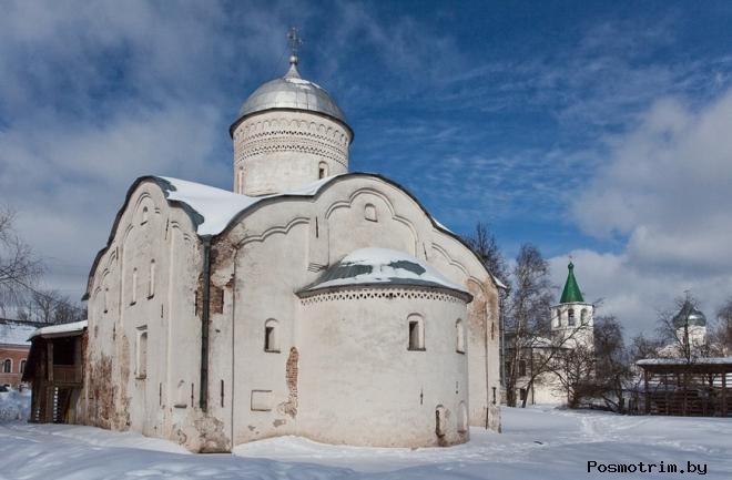 Церковь Климента Великий Новгород