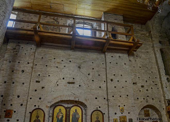 Достопримечательности вблизи Коложской церкви