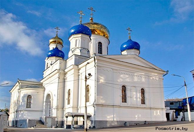 Духосошественский собор Саратов