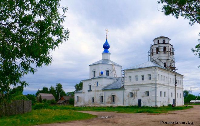 Смоленско-Корниловская церковь Переславль-Залесского