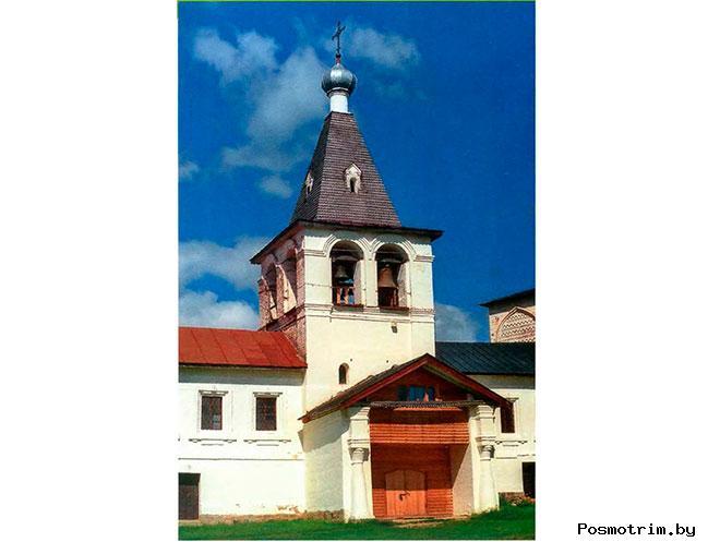 Колокольня Ферапонтова монастыря