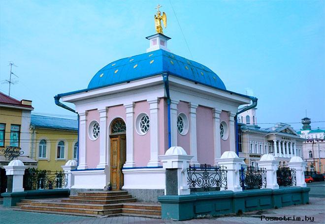 Иверская часовня Томск