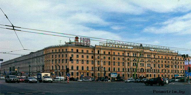 Гостиница «Октябрьская» Санкт-Петербург