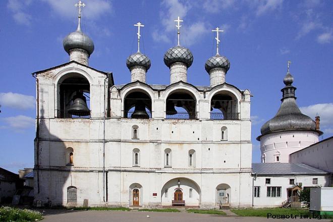 Ростовская звонница (звонница ростовского кремля)