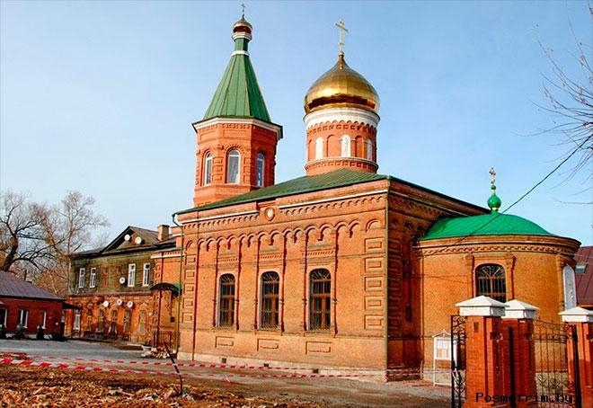 Храм Серафима Саровского Тула