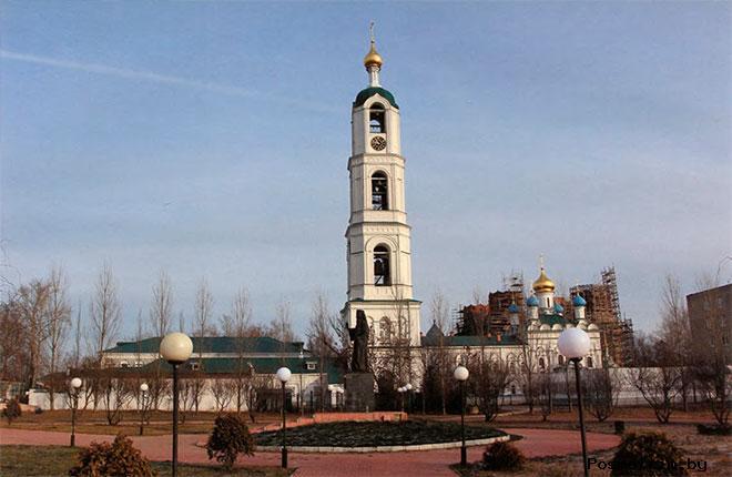Иверский монастырь Выкса