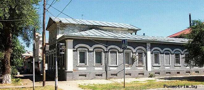 Дом помещика Белякова Балаково