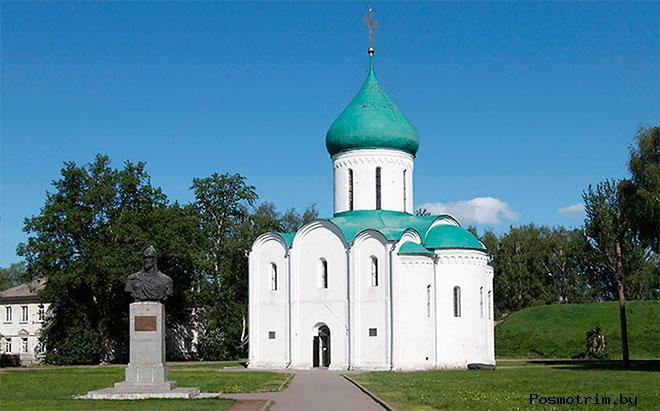 Архитектура Спасо-Преображенского собора Переславль-Залесского