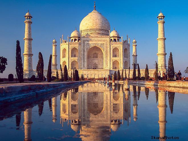 Мавзолей Тадж-Махал в Индии фото история строительства