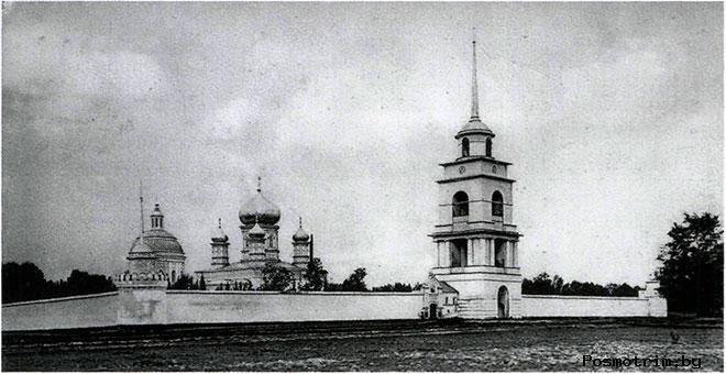 Троицкий монастырь Елец