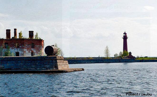 Кронштадт - Морская крепость