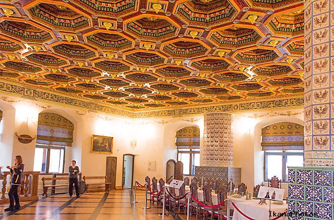 Мирский замок фото убранства дворца - настоящие королевские апартаменты