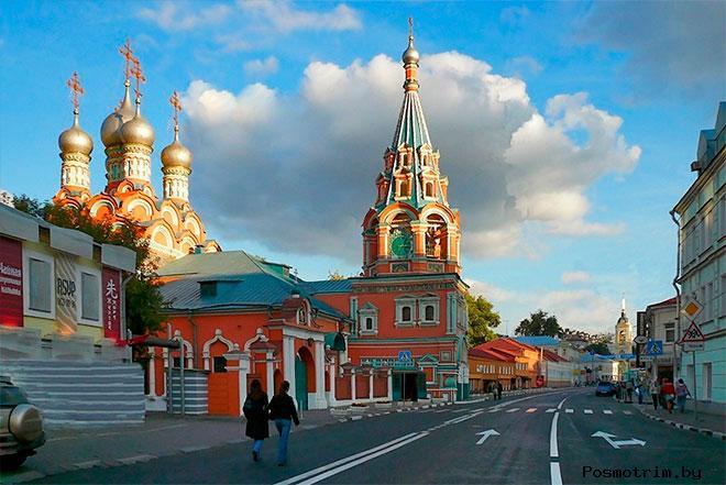 Москва Большая Полянка