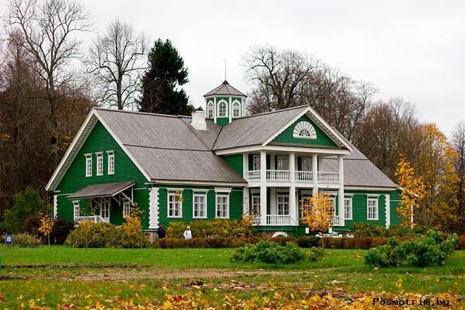 Усадьба Петровское Пушкинские горы