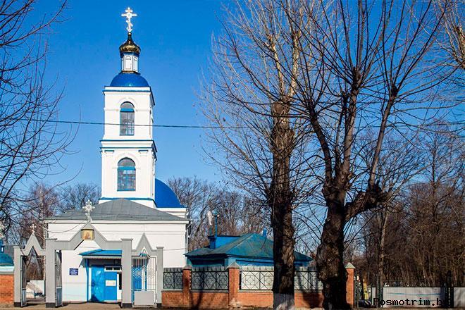 Церковь Казанской Иконы Божией Матери Чистополь