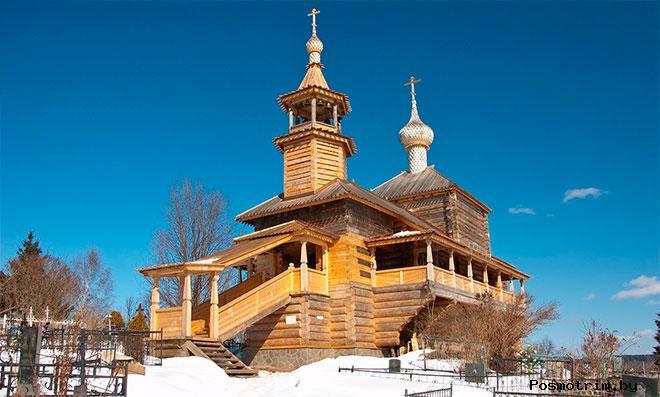 Боровский Высоко-Покровский монастырь