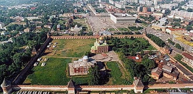 Достопримечательности Тульского кремля