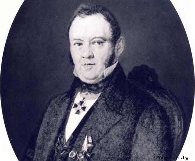 Евграф Дмитриевич Тюрин архитектор