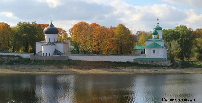 Мирожский монастырь Псков