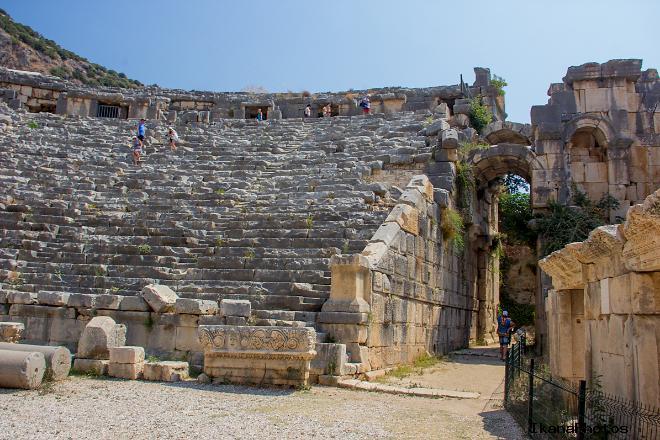 Амфитеатре в Мира (Демре)