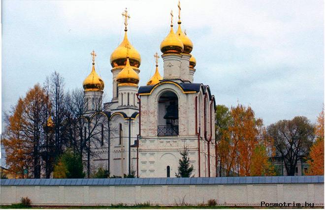Никольский монастырь Годеново