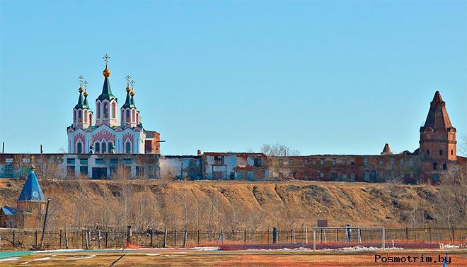 Основание Далматовского Успенского монастыря