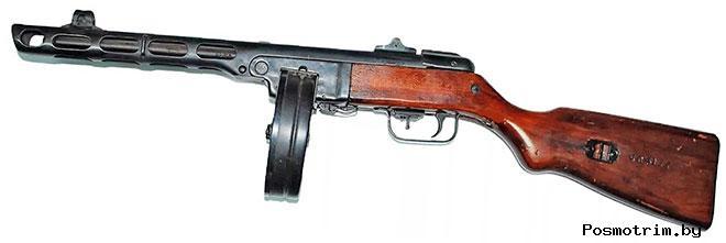 Пистолет Пулемет Шпагина - как создавался ППШ