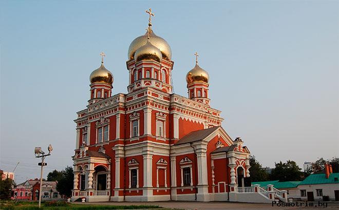 Покровский храм Саратов