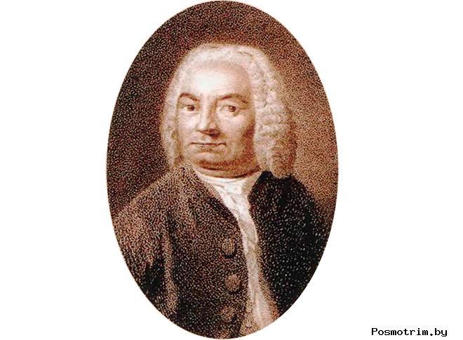 Иоганн Себастьян Бах композитор