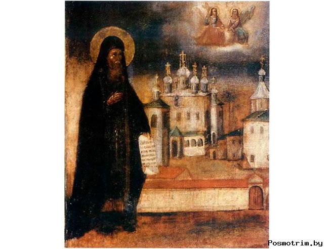 Преподобный Герасим Болдинский