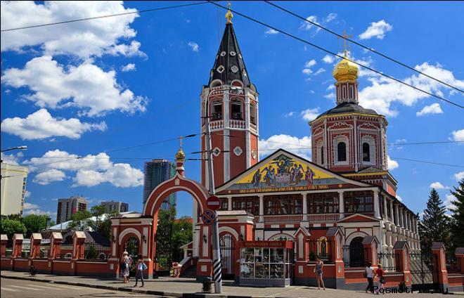 Троицкий собор Саратова архитектура