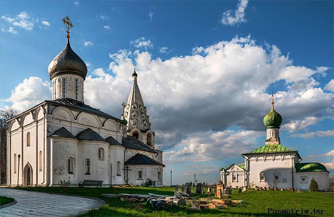 Свято-Троицкий Данилов монастырь Переславль-Залесский