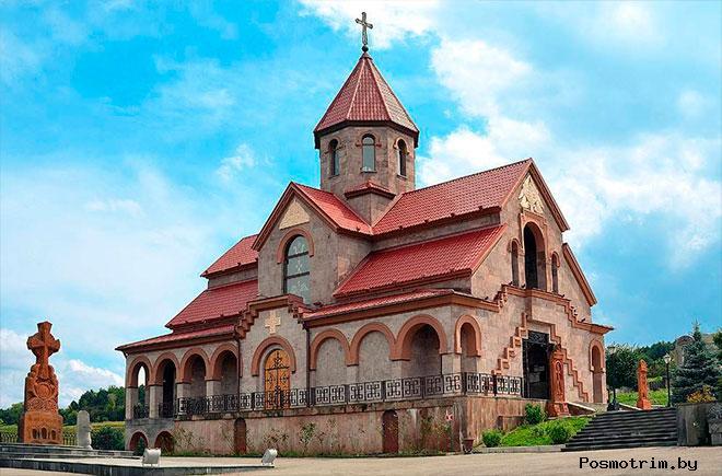 Армянская церковь Кисловодск