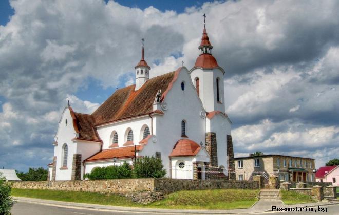 Костел Богоматери Руженцовой Солы