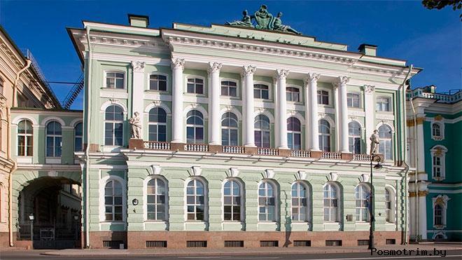 Малый Эрмитаж Санкт-Петербург