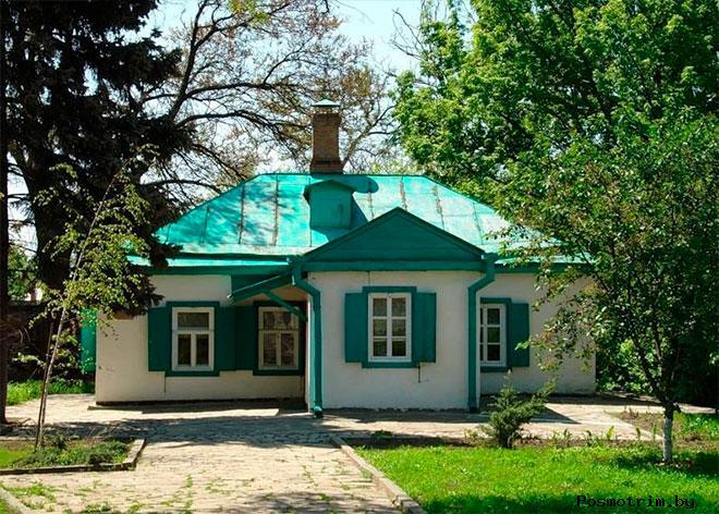 Дом Чехова Таганрог