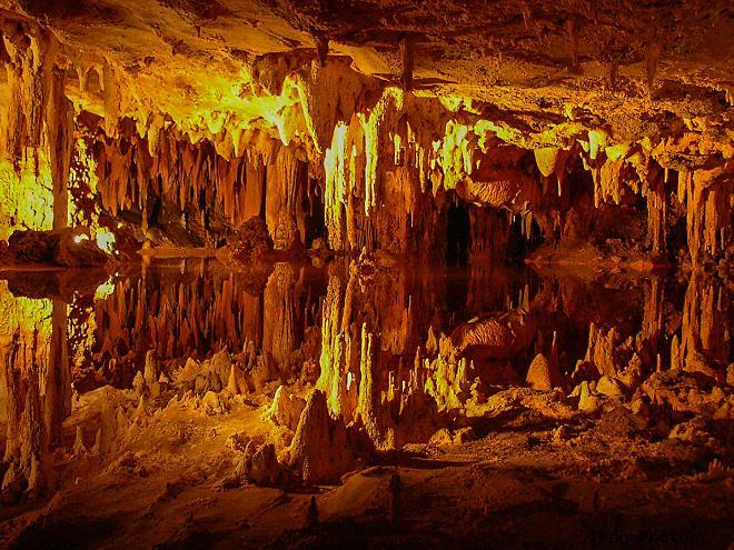 Пещера Дамлаташ Турция целебные свойства атмосферы