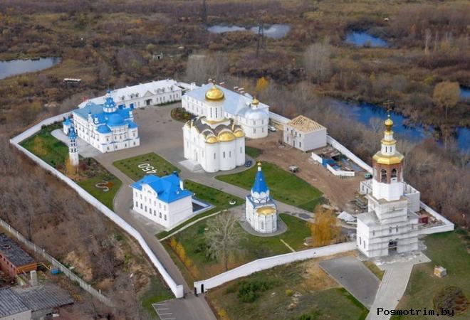 Зилантов монастырь Казань