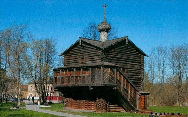 Михаило-Архангельская церковь Слободской
