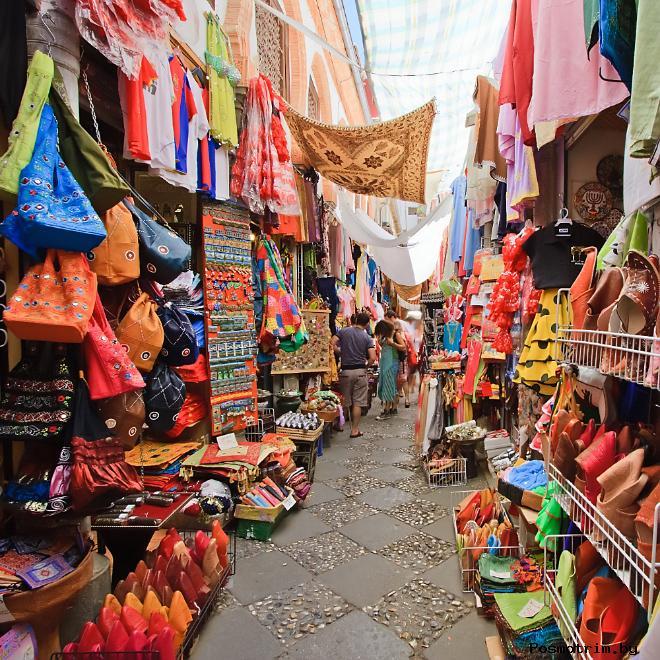 Блошиный рынок Carreau du Temple