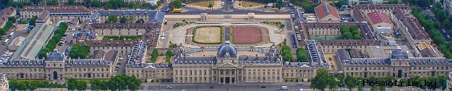 Военная школа расположение на карте Парижа как добраться самостоятельно