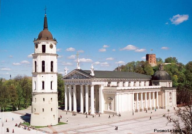 Кафедральный собор Святых Станислава и Владислава в Вильнюсе
