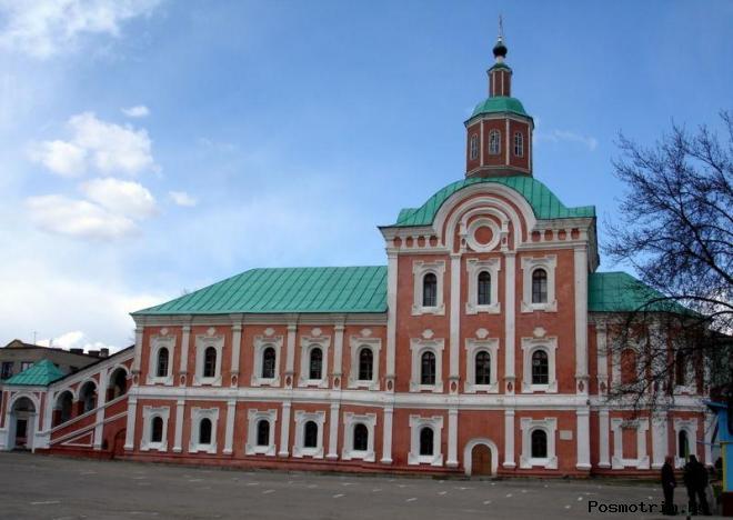 Нижне-Никольская церковь Смоленск