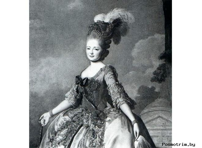 Мария Федоровна Романова императрица жена Павла I