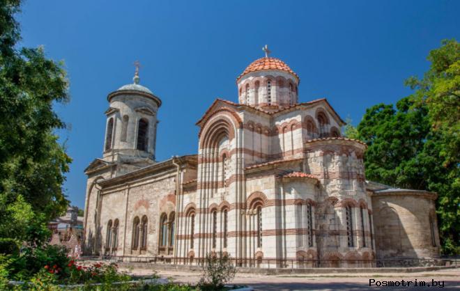 Храм Иоанна Предтечи Керчь