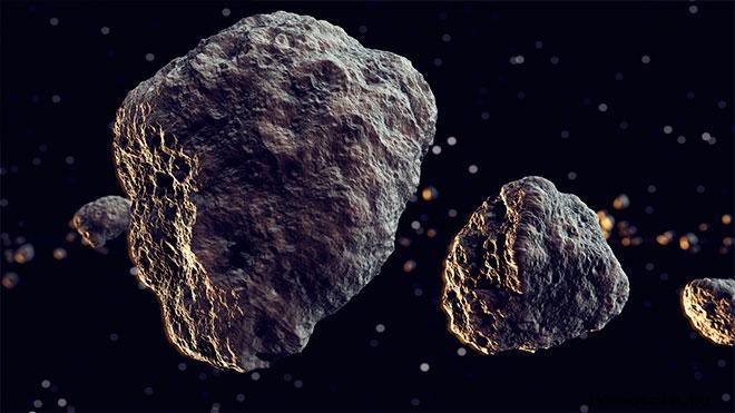 Астероиды Солнечной системы