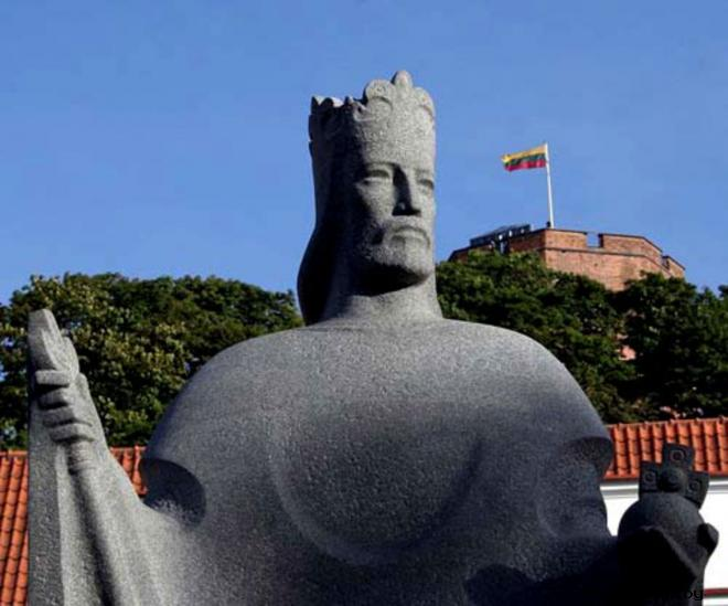 Миндовг - Первый великий князь литовский