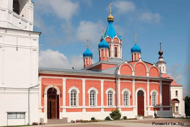 Тихвинская церковь Коломна